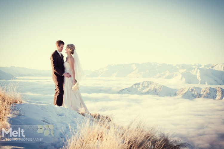 Kylie & Daniels Winter Wedding