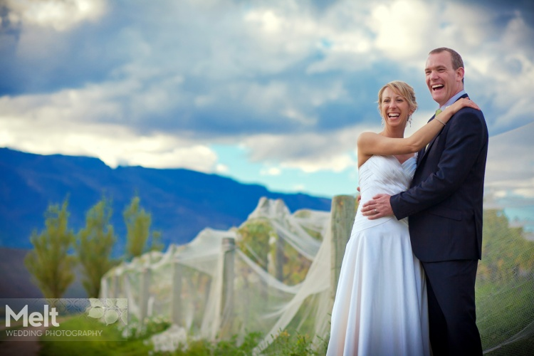Mary & Pauls Vineyard Wedding