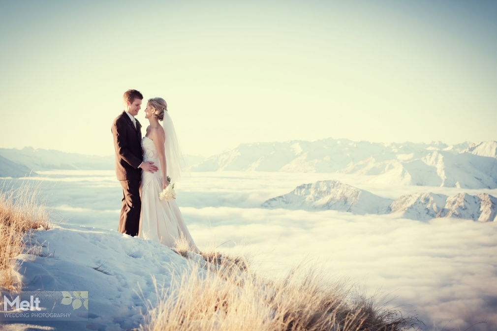 Kylie & Dan's Winter Wedding
